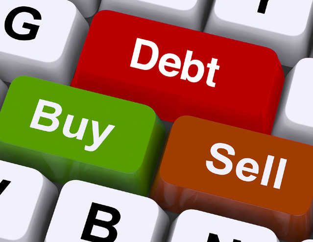 how to sell a debt in canada